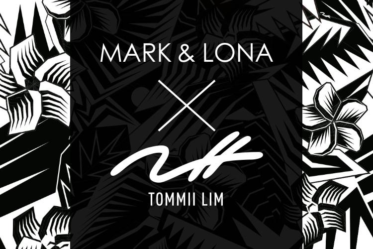 MARK & LONA x TOMMII LIM コラボアイテム第3弾が発売