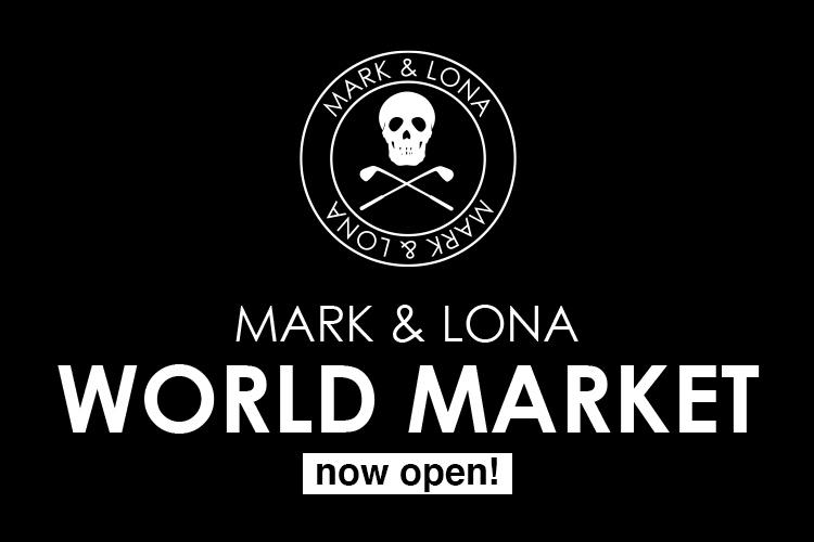 マークアンドロナ ワールドマーケットがオープン!