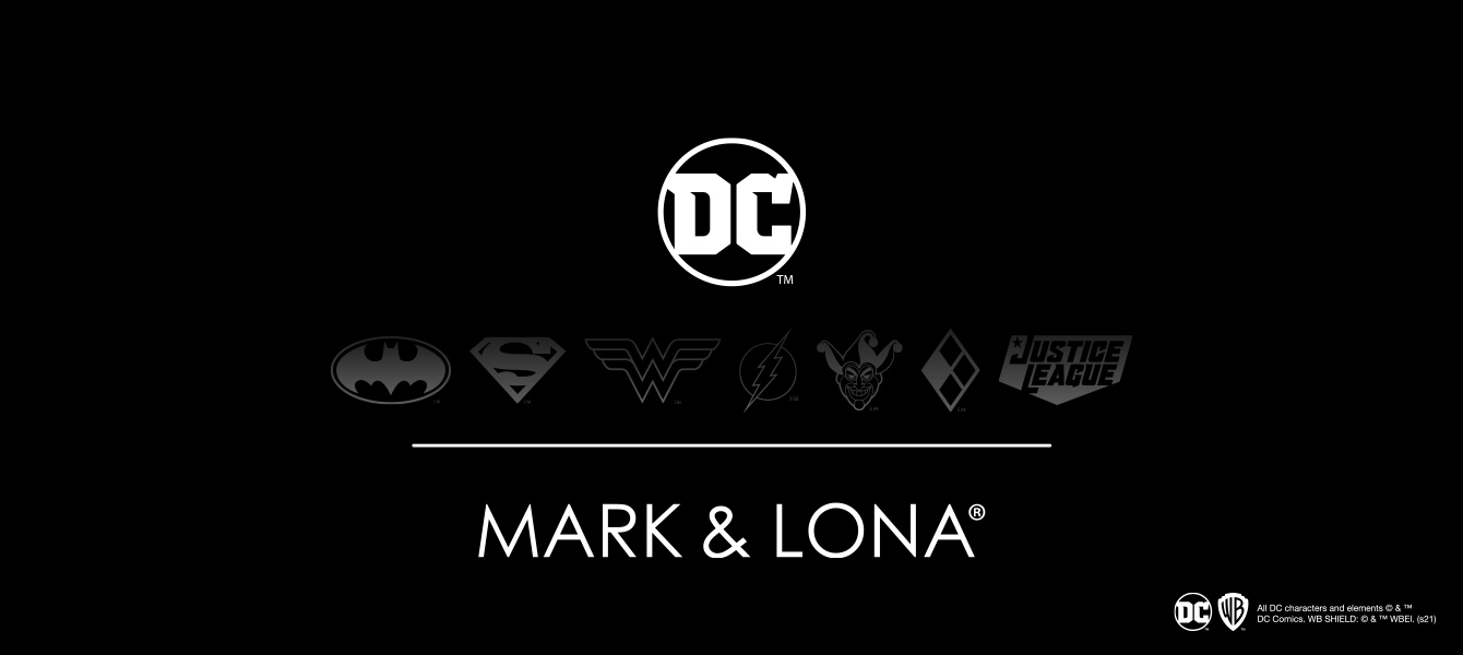 DCとのコラボ商品が限定店舗にて先行予約販売決定!
