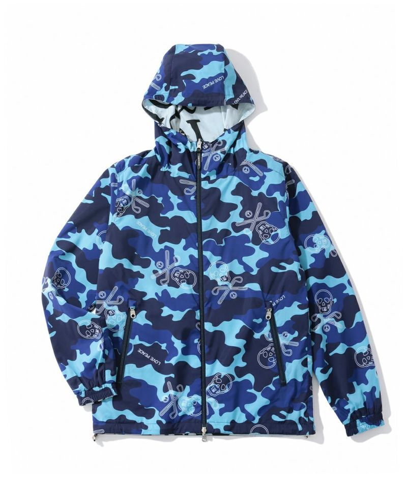 Affection Reversivle Hood Jacket