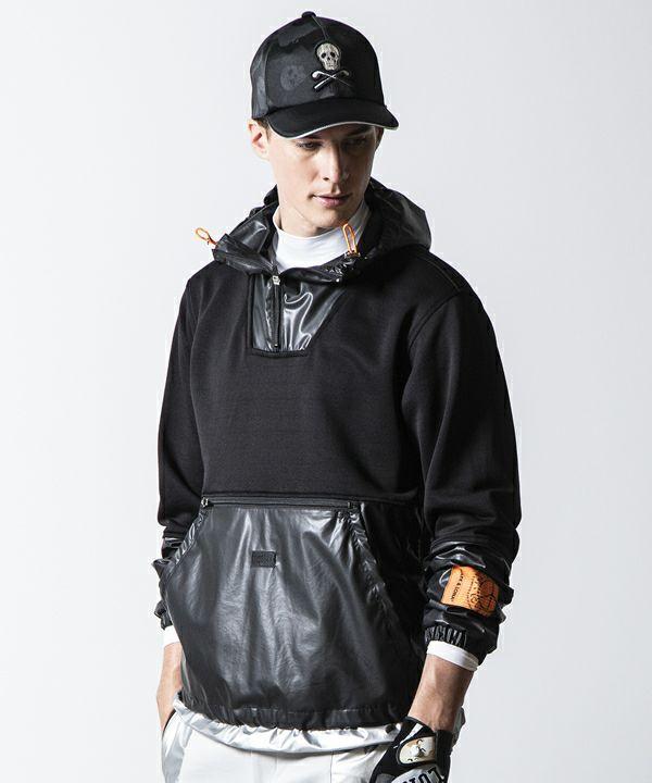 BLACK(※サンプル商品着用の為、商品の仕様は商品画像をご確認ください。)
