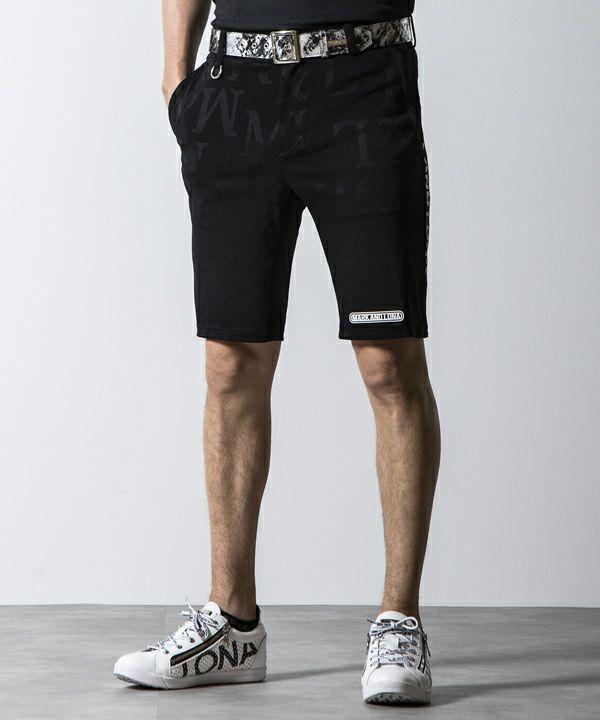 BLACK(Model:身長186cm,チェスト93cm,ウエスト78cm,着用サイズL)