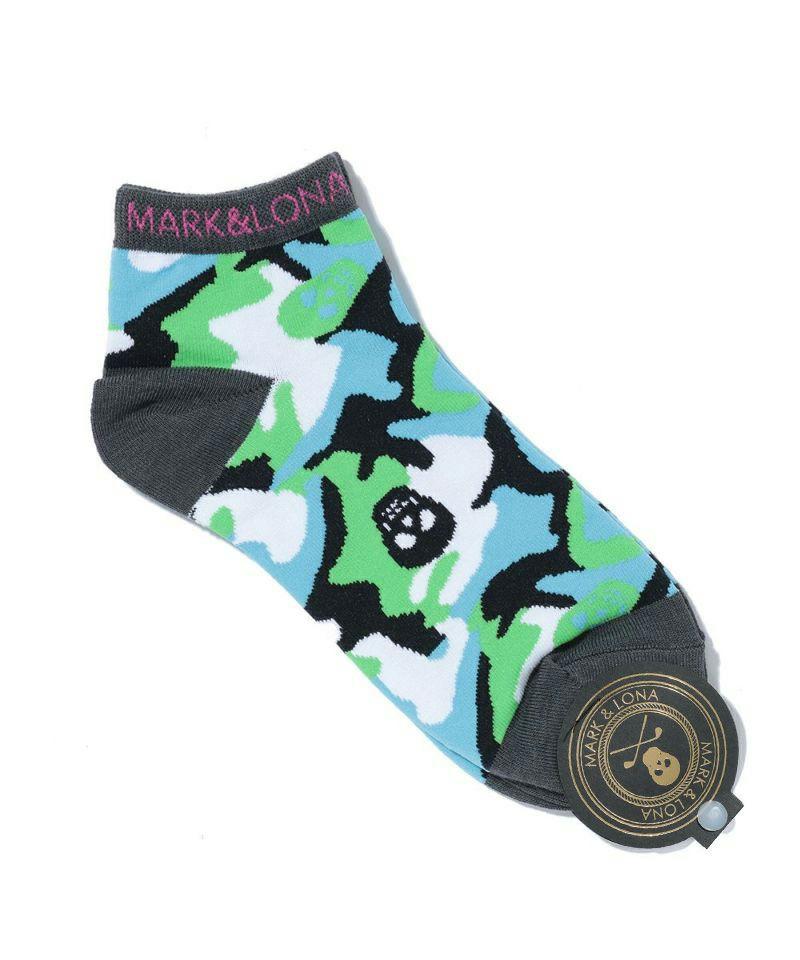 Gauge Ankle Socks | MEN