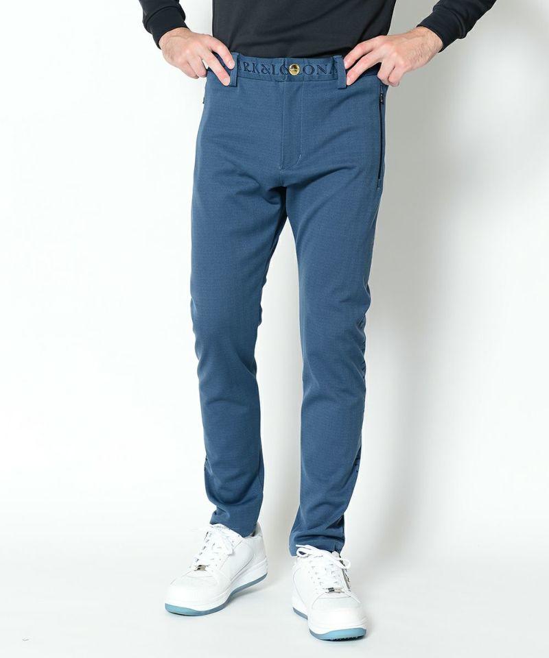 BLUE(Model:身長182cm,チェスト96cm,ウエスト77cm,着用サイズL)