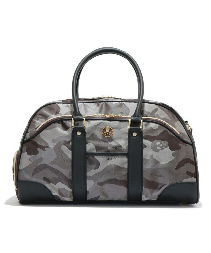 Gauge Camo Boston Bag