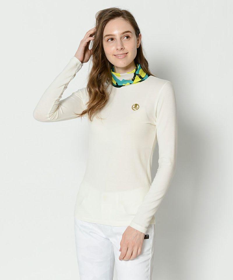 WHITE(Model:身長173cm,バスト81cm,ウエスト58cm,ヒップ86cm,着用サイズM)