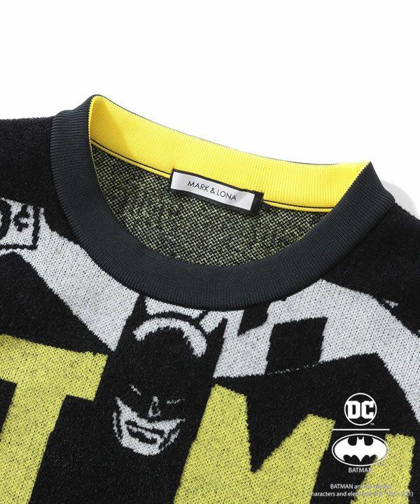 BAT RULER Sweater   MEN