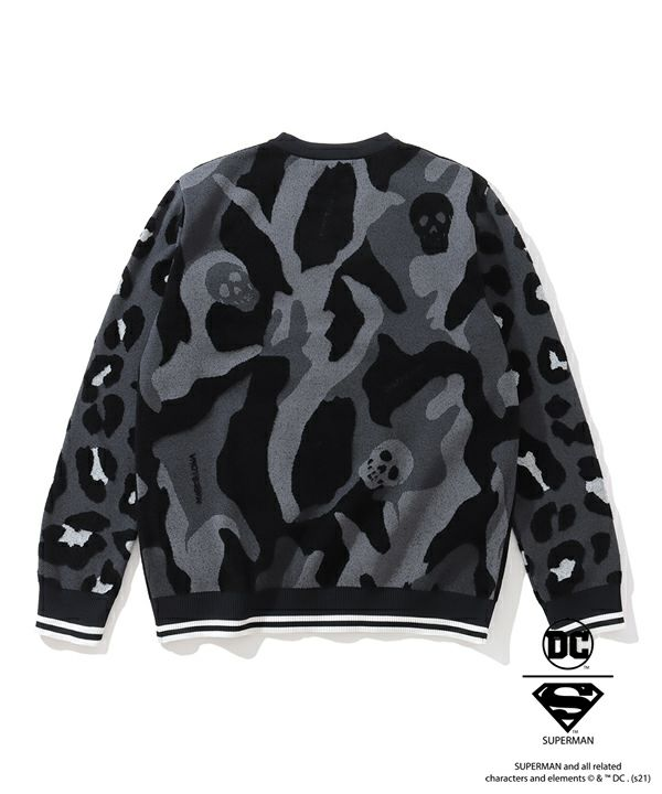 SUPER GAUGE Sweater   MEN