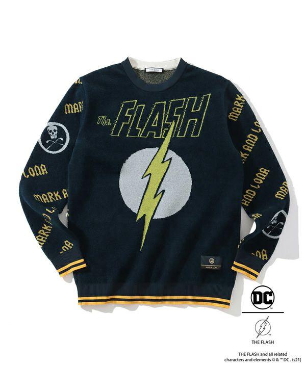 FLASH PLEXI Sweater   MEN